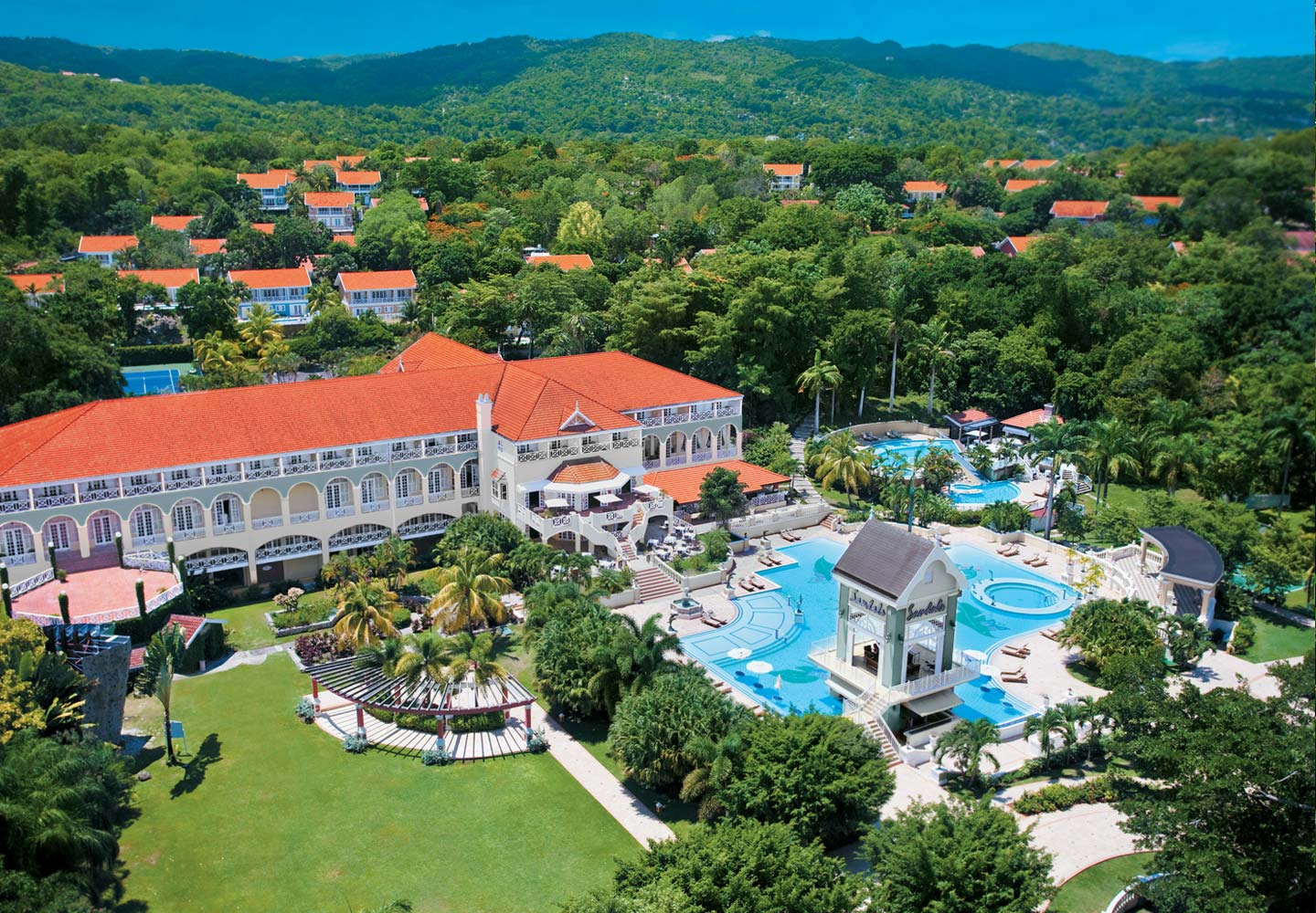 pricing strategy for sandals resort