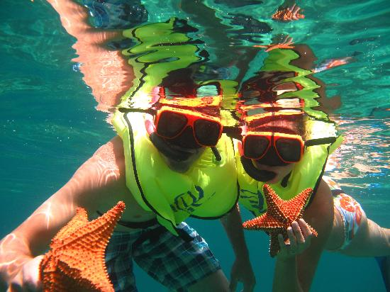 Beaches Negril Snorkeling