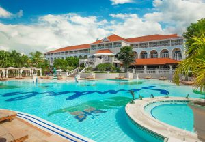Sandals Ochi Beach Complex Travel Time TPI contest